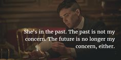 Quotes from Peaky Blinders are unbelievably attractive both in speech and as literary work. Steven Knight has put a lot of effort in making the words a hit.
