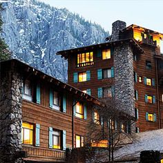 Yosemite hotels, lodges, and cabins: Find the Yosemite lodging right for you, from grand hotel to rustic cabin on Sunset.com