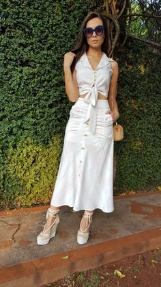 Long Skirt Ideas to Look Stylish Blue Dress Outfits, Skirt Outfits, Lace Burgundy Dress, White Dress, Ball Dresses, Short Dresses, Classy Dress, Classy Chic, Fashion Dresses