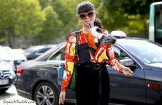 #leafgreener #paris #chinese #editor #elle #women #asian #beauty #beauté #fashion #women #style #look #outfit #streetfashion #streetstyle #street #women #mode #pfw #fashionweek #mbfw #femme #moda by #sophiemhabille