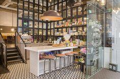 The Happenstance Bar, St Paul's, London