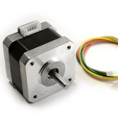 For 3D Printers and CNC Machines This motor would be a good choice for Z Axis of RepRap 3D Printer due to lower power consumption and low power/torque requirements to drive 3D Printer's Z axis. All mo