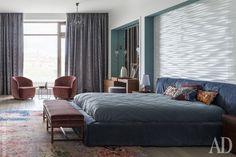 Двухэтажный дом в Подмосковье: работа архитектора Никиты Морозова из бюро KM Studio | AD Magazine
