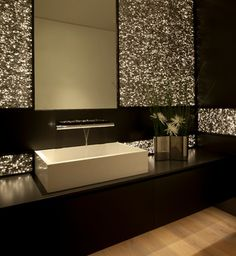 You can find here amazing and very creative contemporary bathroom design ideas.You can create modern look in your bathroom design with these ideas Contemporary Neutral Bathrooms, Contemporary Decor, Modern Bathroom, Bathroom Black, Small Bathroom, Contemporary Stairs, Modern Sink, Contemporary Cottage, Kitchen Contemporary
