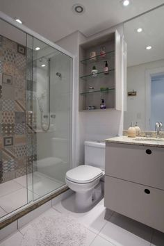 Browse images of white modern Bathroom designs by UNION Architectural Concept. Find the best photos for ideas & inspiration to create your perfect home. Bathroom Spa, Small Bathroom, Modern Bathroom, Spa Decor, Bathrooms Remodel, Bathroom Decor, Spa Bathroom Decor, Modern Bathroom Design, Trendy Bathroom Tiles