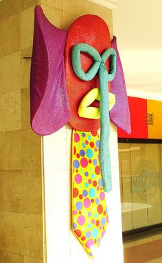 Marimonda by °Jen°, via Flickr Carnaval de Barranquilla