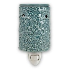 SONOMA life + style Flower Outlet Wax Warmer
