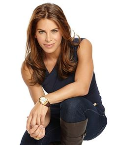 Jillian Michaels may be known as TV's toughest trainer on The Biggest Loser, but there's nothing tough about her skin-care and makeup routine! T