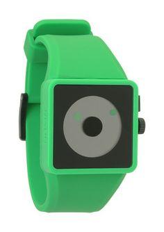The Newton in Green