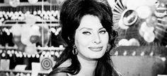 """Sophia Loren in """"Boccaccio '70"""", 1962."""