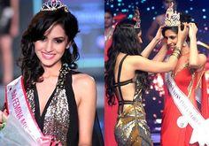 Miss India 2014 Koyal Rana open to work in Bollywood (seepics)