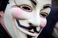Anonymous takes charge, the Web takes down governments