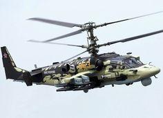 Kamov Ka-52 Alligator
