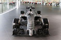 Ecco la McLaren Mp4/29, l'arma totale del team di Woking per attaccare il mondiale di F1