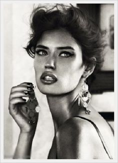 dolce and gabbana ads 2012 | ... bianca balti for dolce and gabbana jewelry 2012 advertising campaign