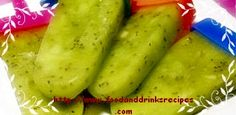Did you love to eat ice-cream? why not make an ice cream with fresh fruits such as Kiwi as it is much more healthy than an regular creamy or syrup ice cream.