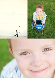 love the white space in the top left photo #kids