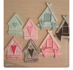 Easy craft projects with popsicle sticks lovely 26 cute and easy craft ideas usi. - Easy craft projects with popsicle sticks lovely 26 cute and easy craft ideas using ice cream stick - Popsicle Stick Crafts For Adults, Popsicle Stick Art, Popsicle Crafts, Craft Stick Crafts, Pop Stick, Ice Lolly Stick Crafts, Easy Craft Projects, Craft Work, Easy Crafts