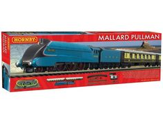 Model Steam Trains, Model Trains, Mallard Train, Pullman Train, Online Modeling, Toy Trains, Model Shop, Train Set, Decoration