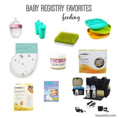 Baby Registry Favori