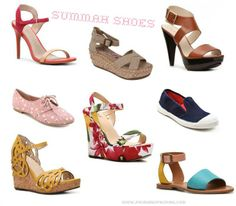 Prim and Propah: Sizzling Summer Shoes