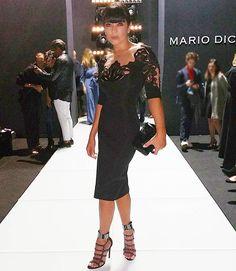 #AnaLauraRibas Ana Laura Ribas: Perché il Made in Italy è più spettacolare! Mario Dice sei un genio!! @mario_dice #thanks #mfw15 #milanofashionweek @simo.cereda #uffstampa @francescoladisa75 #madeinitaly #fashion #elegance #class #creative #show #catwalk