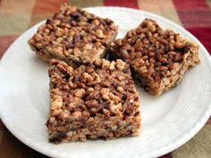 Rice Krispie Treats Recipe: Peanut Butter Chocolate Rice Krispies Treats Recipe