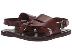 Kenneth Cole New York Ideal Sandal Men's Sandals Brown Brown Sandals, Men's Sandals, Male Sandals, Foot Powder, Skirt And Sneakers, Velcro Shoes, Gel Cushion, Running Fashion, Free Clothes