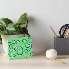 #pattern #pretty #original #unique #swirls #dots #branches #beautiful #graceful Art Boards, Swirls, Branches, Planter Pots, Dots, Patterns, Unique, Pretty, Beautiful