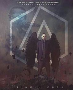 Linkin Park, Chester Bennington, dancing with demons
