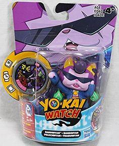 Yo-kai Watch Medal Moments Baddinyan Series 3 Figure by Yokai Watch