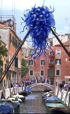 Chihuly Over Venice...