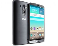 LG G3 smartphone comes with 5.5 inch screen, metallic body and Laser autofocus