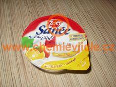 Sanéé pomeranč-mango