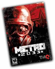 FREE Metro 2033 PC Game Download on http://www.icravefreebies.com/