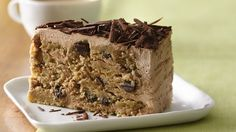 Treat your family to a classic ice box cake made with Betty Crocker® Gluten Free cookie mix and a mascarpone cheese-cocoa filling.