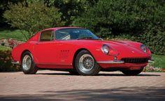 1967 Ferrari 275 GTB-4 Berlinetta