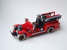 lego old truck - Cerca con Google