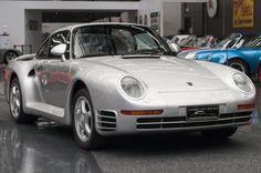 1988 Porsche 959 - Komfort | Classic Driver Market