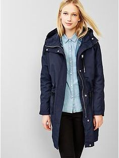 3-in-1 parka / Gap
