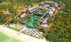 Enjoy a five star luxury all inclusive resort in the island of Koh Samui from only including flights, transfers baggage and all taxes. Thailand Flights, Koh Samui Thailand, Best Travel Deals, All Inclusive Resorts, Dolores Park, Island, Baggage, Luxury, Hotels