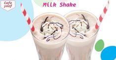 For Milk Shake Visit our nearest outlet. For Cafe Yoof franchise Contact: Chocolate Milkshake, Flavored Milk, Hot, Desserts, Tailgate Desserts, Deserts, Chocolate Milk Shakes, Dessert, Food Deserts