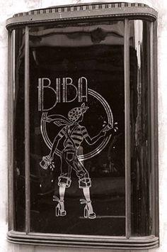 Window at Big Biba. Design: Steve Thomas