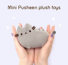 Most Wanted: Mini Pusheen Plush Toy
