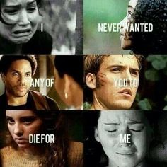 I will never be ready for Mockingjay<< MY LIFE IS OVER!! JUST FOUND OUT THAT FINNICK AND PRIM DIE!! IM DEAD I JUST DIED>>>I cried in 5th hour last year when I read that part and they sent me to the consular