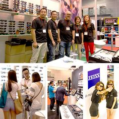 The recently concluded Malaysian Optical Fair (MOF) witnessed an impressive increase in the overall footfalls as well as participation from leading brands in the region #MOF #MOF2016 #MalaysianOpticalFair