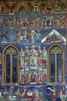 Rural Romania: Wolf People in Sheep's Clothing - paulsmit Assumption Church, Wolf People, Gothic Windows, Romania Travel, Dream Painting, Carpathian Mountains, Cathedral Church, Place Of Worship, Eastern Europe