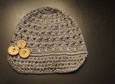 So cute! this hat is great for a girl or boy :) $15