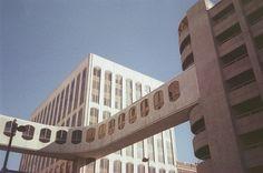 20 ALIENS — architectureofdoom:   William Street Garage,...