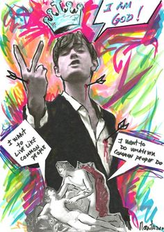 Never let your life slide out of view Jarvis Cocker, Britpop, Cool Bands, Fictional Characters, Illustrations, Design, Random, People, Painting